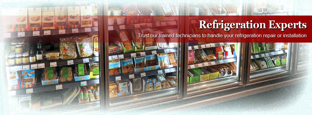 Refrigeration repair service in Rockford IL