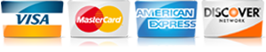 For AC in Rockford IL, we accept most major credit cards.